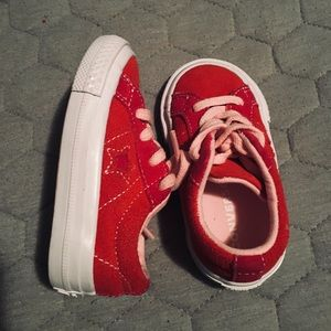Converse All-Star Suede Low-Top Sneaker